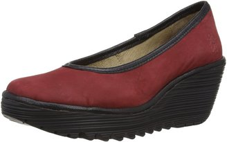 Fly London Yalu Cupido/Mousse Women's Court Shoes
