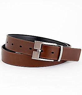 Murano Reversible Leather Belt