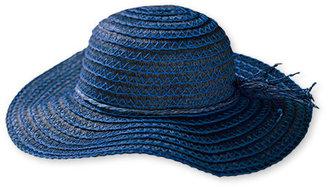 Coldwater Creek Zigzag stitch hat