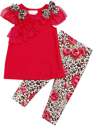 Bonnie Baby Set, Baby Girls 2-Piece Tunic and Leggings
