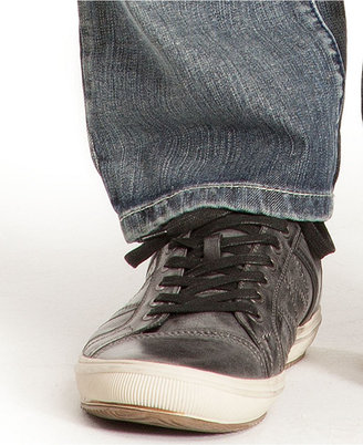 Kenneth Cole Reaction Jeans, Light Wash Straight Leg Jeans