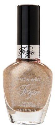 Wet n Wild Fergie Nail Color Gold Album