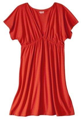 Mossimo Juniors V Neck Kimono Dress - Assorted Colors