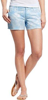 "Old Navy Women's The Diva Tie-Dye Shorts (3-1/2"")"