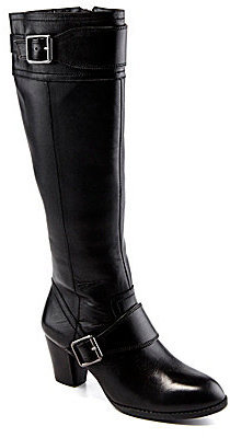 Michelle D Lanette Tall Boots