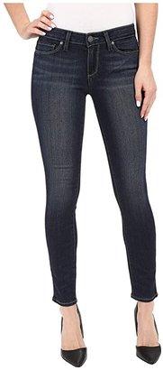Paige Verdugo Ankle Transcend Denim in Nottingham (Nottingham) Women's Jeans