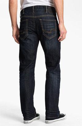 Silver Jeans Co. 'Zac' Straight Leg Jeans (Indigo)