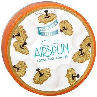 Coty Airspun Airspun Loose Face Powder Fragrance Free Luminous Translucent