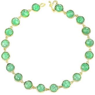 Irene Neuwirth chrysoprase bracelet