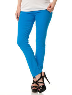 A Pea in the Pod Citizens of Humanity Avedon Secret Fit Belly® Plain Weave Denim Slim Fit Maternity Jeans