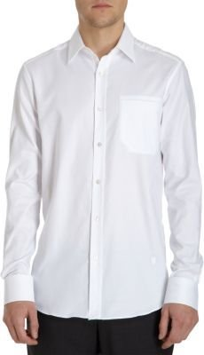 Pringle Welt Chest Pocket Shirt