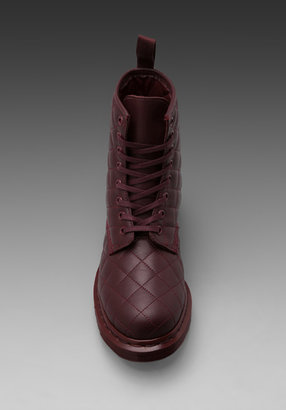 Dr. Martens Coralie Quilted 8-Eye Boot