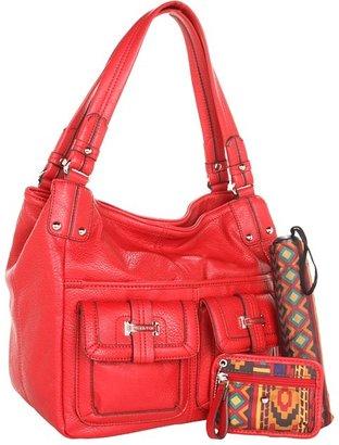 Tyler Rodan Emmons Shopper (Cherry) - Bags and Luggage