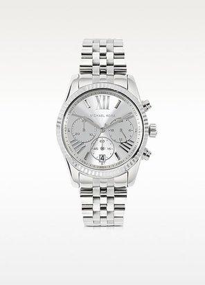 Michael Kors Lexington Stainless Steel Women's Chronograph Watch