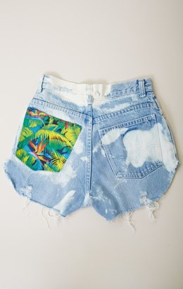 Levi's The laundry room BIRDS OF PARADISE LEVIS