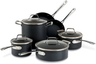 All-Clad B3 Hard Anodized Bonded Induction Aluminum 10-Piece Cookware Set and Open Stock