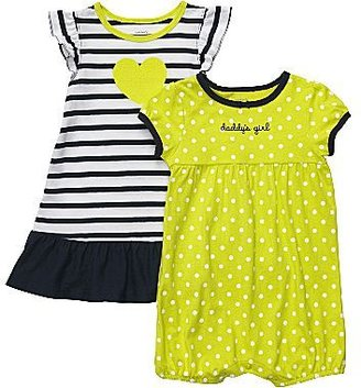 Carter's Carter's® 2-pk. Romper and Dress Set – Girls newborn-24m