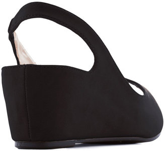 Keep Up the Good Work Wedge in Black
