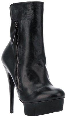 Cinzia Araia Platform leather boot