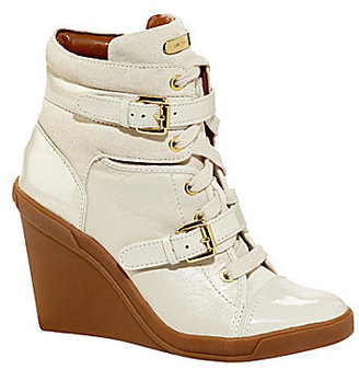 MICHAEL Michael Kors Skid Wedge Sneakers
