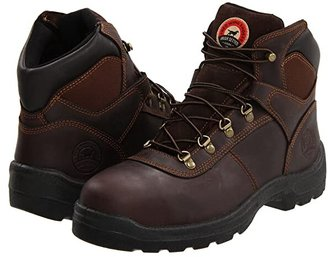 Irish Setter 83608 6 Steel Toe (Brown) Men's Work Boots