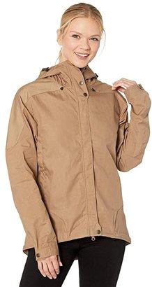 Fjallraven Skogso Jacket (Dark Sand) Women's Jacket