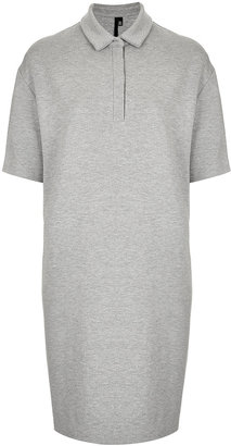 Topshop Polo Shirt Dress By Boutique