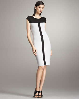 Buchanan & Zavala Colorblock Dress