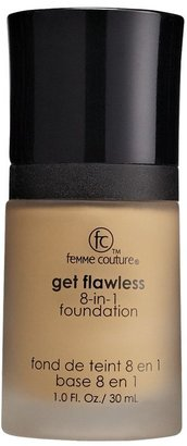 Femme Couture Get Flawless Tan 8 in 1 Foundation