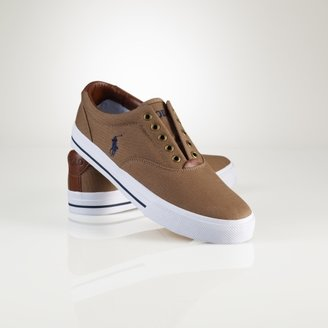 Polo Ralph Lauren Vito Canvas Sneaker