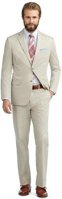 Brooks Brothers Fitzgerald Fit Twill Suit
