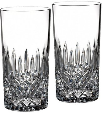 Monique Lhuillier Waterford Crystal Arianne Highball Glass, Set of 2