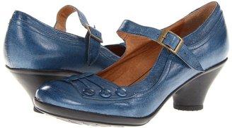 Miz Mooz Charlotte (Navy) - Footwear