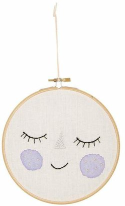 A+ro aro for kids Baby Moon Wall Art