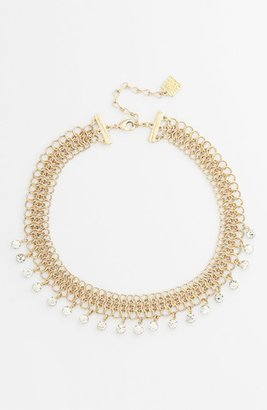 Anne Klein Mesh Collar Necklace