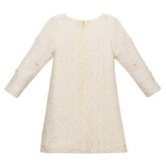 Chloé Girl's Lace Celebratory Dress