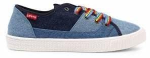 Levi's Malibu Denim Low-Top Sneakers