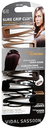 Vidal Sassoon Sure Grip Clix Hair Clips
