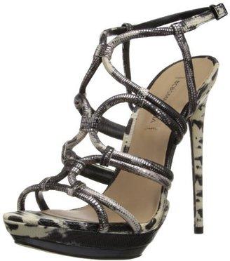 BCBGMAXAZRIA Women's Farrow Platform Sandal