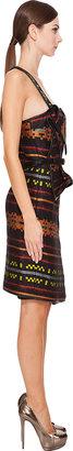Proenza Schouler Sleeveless Blanket Dress