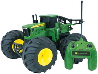John Deere Monster Treads Remote Control Tractor