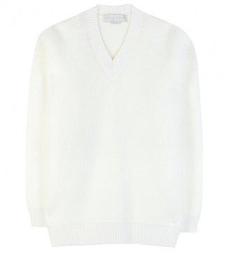 Stella McCartney Textured-knit sweater