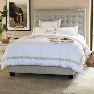 Williams-Sonoma Fairfax Tall Bed & Headboard