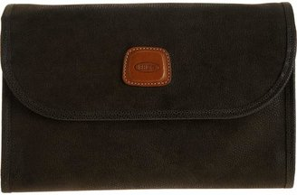 Bric's Men's Life Trifold Toiletry Case