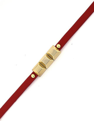 BCBGeneration Gold-Tone Mini Stud Bracelet