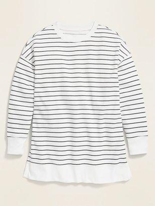 Old Navy Loose Tunic Sweatshirt for Women
