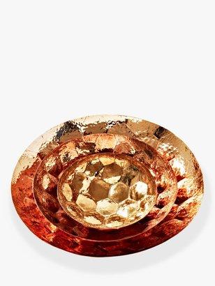 Tom Dixon Hex Bowl, Copper