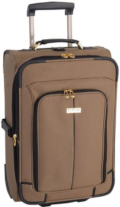 London Fog Towne by luggage, 21-in. expandable wheeled carry-on