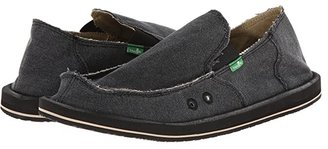 Sanuk Vagabond (Brindle) Men's Slip on Shoes