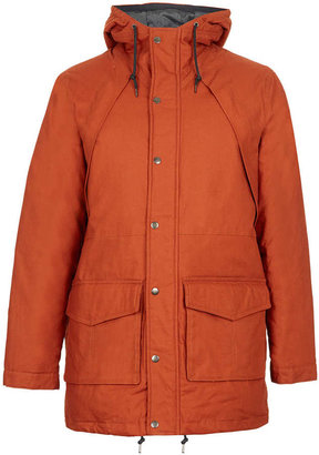 Topman Selected Homme Padded Jacket
